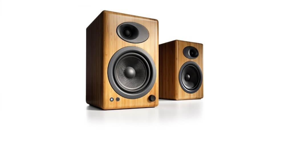 Audio Engine A5 + Premium Powered Speaker Pair the best-powered speakers