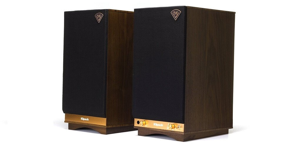 Klipsch The Sixes Powered is the best premium powered speakers