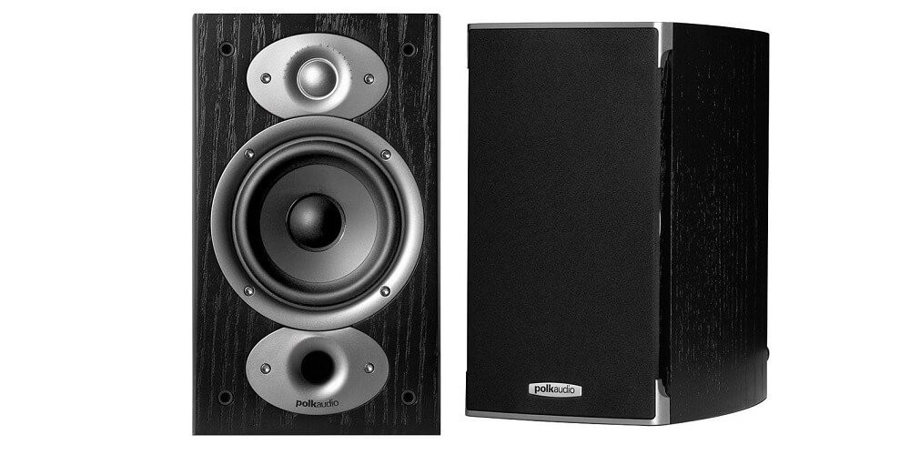 Polk Audio RTI A1 is the best bookshelf speakers