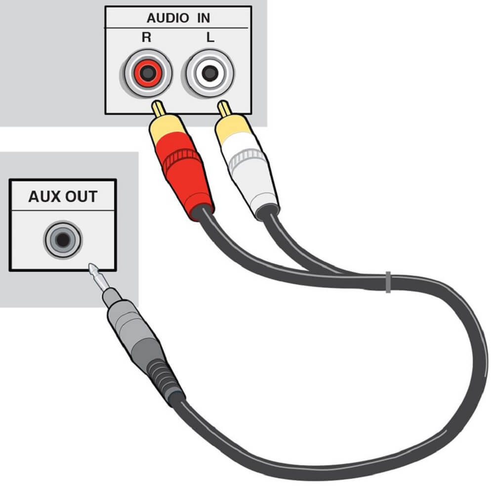 preamp is a separate device