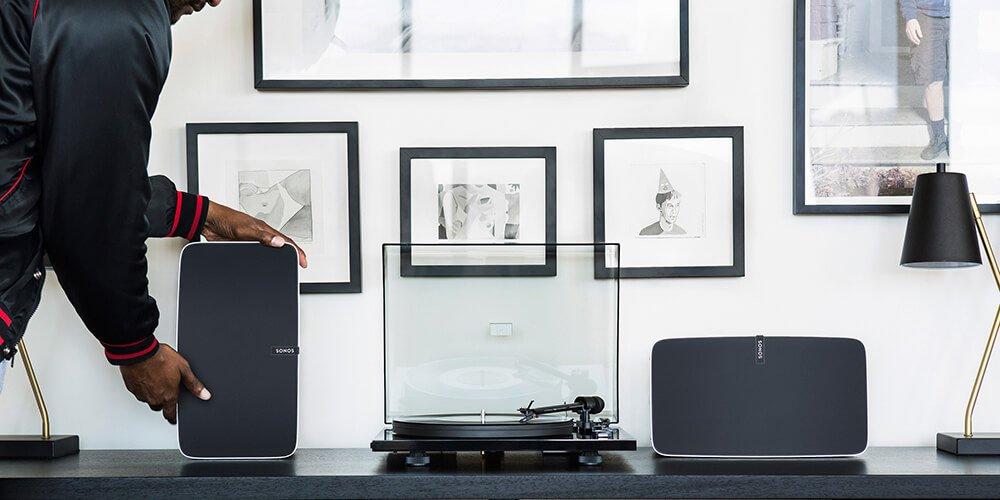 Connect A Turntable To Your Wireless Speaker