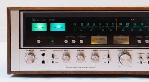 Proper Way of Cleaning Vintage Receiver