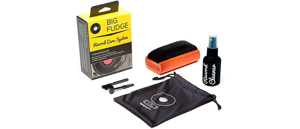 Big Fudge Record Cleaner Kit