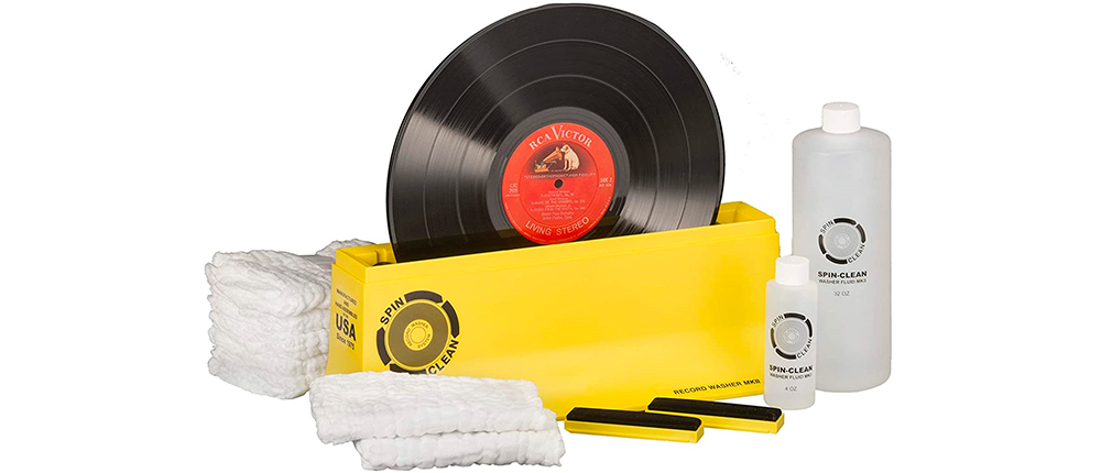 Spin Clean Record Washer MKII Deluxe Kit