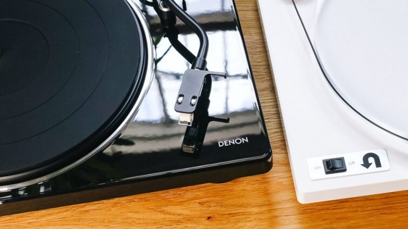 Connecting A Turntable With Built-in Phono Preamp to A Receiver